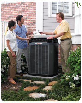Skelton's Heating & Air Conditioning - Services